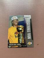 2019-20 Panini Prizm Kareem Abdul-Jabbar NBA Finalist Insert Prizm Lakers