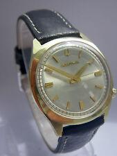 1971 BULOVA ACCUTRON stimmgabeluhr, calibro 2180, dorato