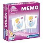 DISNEY jeu éducatif MEMO Princesses 5 jeux de mémoire A partir de 4 ans NEUF