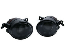 Clear/Black 9006 Projector Fog Lights for 06-09 VW MK5 GTI / 06-10 Jetta