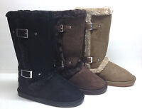 Brand New Women's Mid-Calf Fashion Winter Snow Boots Size 5 - 10