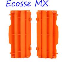 KTM SXF250 SXF350 SXF450 SXF505 2007- 2015 Polisport Rad Louvres Orange