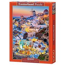 "Castorland C-103522 ""santorini Lights"" Jigsaw Puzzle (1000-piece) - Santorini"