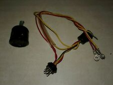 Parts To Fabricate 26-1 Input Harness Used For 145/7 Leslie Hookup