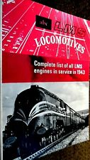 ABC LMS LOCOMOTIVES: COMPLETE LIST OF ALL LMS ENGINES IN SERVICE IN 1943 (1960)