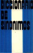 Diccionario de Sinonimos  Synonyms Dictionary (Spanish Edition)