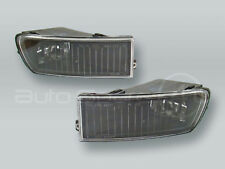TYC Fog Lights Driving Lamps Assy with bulbs PAIR fits 2003-2007 SAAB 9-3