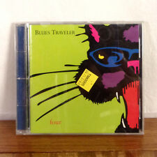 Blues Traveler Four CD 1994 A&M Records playgraded M-