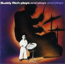 Buddy Rich - Plays & Plays & Plays [New CD] Japan - Import