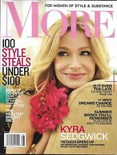 More magazine Kyra Sedgwick Under $100 style deals Beauty do over Dreams Books