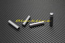 03~09 Mercedes E Class W211 Aluminum Chrome 4 Door Lock Pins E350 E500 E63 AMG