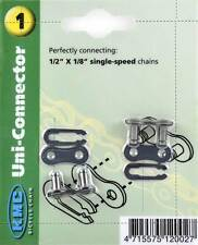 KMC 2x Enganche link eslabon union cadena 1V 9,4mm singlespeed bici bicicleta