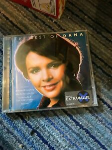 THE BEST OF DANA 20 TRACK GREATEST HITS CD IRELAND EUROVISION SONY EPIC LABEL