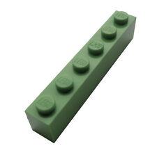 Sand Green #LL LEGO® 5 X 3010 Basic Steine 1 x 4 sandgrün 4521947