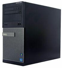 Dell OptiPlex 3010 MT Desktop Intel Core i5-3450 3.10Ghz 8GB RAM 1TB Win 10 Pro