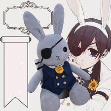 Kuroshitsuji Ciel Phantomhive Cute Rabbit Cartoon Soft Plush Toy Gift