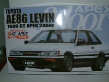 1/24 Bouwdoos Toyota Corolla AE86 GT 16 Twin Cam 2 doors