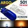 T10 501 W5W XENON HIGH POWER SIDE LIGHT BULBS ERROR FREE CANBUS WEDGE CAR 12V