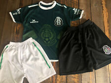 Boys Mexico Jersey Shirt With Shorts 4/5