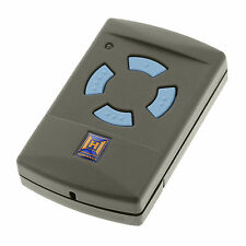 Hörmann Handsender HSM4 868 MHz 4-Tasten-Mini-Handsender blaue Tasten 868 MHZ