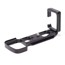 Quick Release Plate QR Vertical Shoot L Bracket for Sony A6300 ILCE6300 Camera