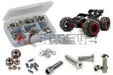RC ScrewZRedcad Racing TR-MT8e Stainless Screw Kit RCR051