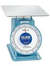 Uline Platform Dial Scale - 70 lbs x 4 oz