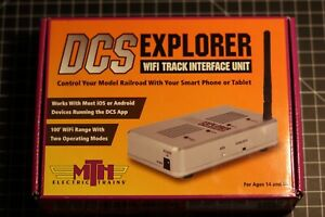 MTH DCS EXPLORER WIFI TRACK INTERFACE UNIT 50-1035