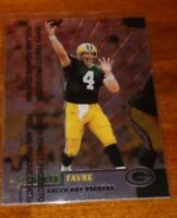 BRETT FAVRE 1999 Topps Finest parallel  with Coating #30 Green Bay Packers