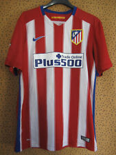Maillot Atletico Madrid Nike jersey 2015 Vintage Shit Plus 500 - S