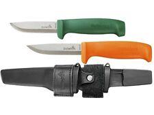 Hultafors Knife Messer im Doppelholster GK + HVK Knives In Double Holster