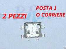 CONNETTORE RICARICA ( 2 pezzi )  MICRO USB PER HTC Desire 310