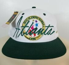 Vintage 1996 Atlanta XXVI Olympic Games Snapback Hat NWT The Game RARE H1584