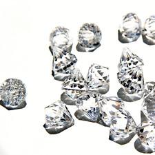 20 Large Diamond Gems Rhinestone Craft Party Wedding Table Decoration Beads Deco