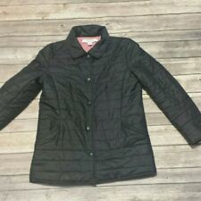 Brooks Brothers Red Fleece sz M (kids) quilted fall / spring jacket navy blue
