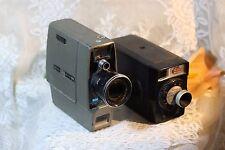 Vintage Kodak Brown Fun Saver & Sears Easi Load C117 Cameras