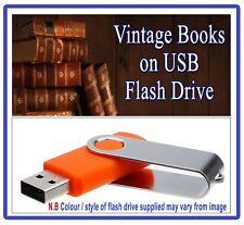 500 Carpentry Woodwork Books & Magazines on USB  +13K DIY Plans Designs Tool B6