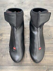 Fizik X5 Artica UK 10 Black Gravel MTB Winter Cycling Boots Shoes
