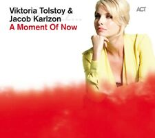Viktoria Tolstoy - A Moment Of Now, 1 Audio-CD