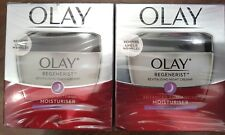 Olay Regenerist Revitalising Night Cream Moisturiser 50g NIGHT x 2 Jars