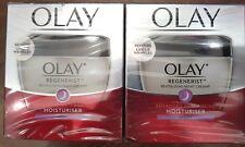 Olay Regenerist Revitalising Night Cream Moisturiser 50g NIGHT x 2 Jars