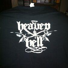 BLACK SABBATH/HEAVEN & HELL Concert T-shirt