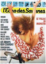 L'ECHO DES SAVANES NOUVELLE SERIE N° 13 1983 TRES BON ETAT