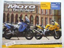 REVUES JOURNAUX MAGAZINES MOTO SCOOTERS SUZUKI HONDA