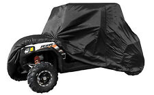 "Polaris RZR4 UTV COVER with Driver Side Zipper Access 131"" x 75"" x 59"" Black NEW"