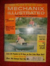 Mechanix Illustrated - August 1966