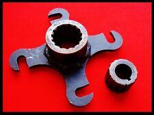 ZT 300 303 Fortschritt Flansch Antrieb Zahnrad für Pumpe Hydraulikpumpe  -NEU-