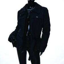 Lacoste women jacket black size 42