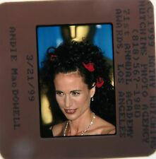 Andie McDowell Sex, Lies, and Videotape Four Weddings and a Funeral 1999 SLIDE 8