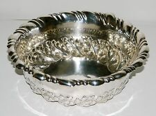 """** Excellent Ornate STERLING SILVER BOWL Signed HOWARD & CO NEW YORK """"  **"""
